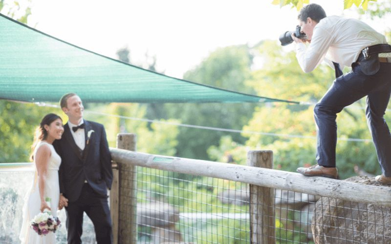 Fotograf na ślub.