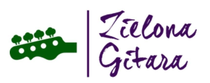 Zielona Gitara